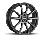 ADVANTI-RACING CENTURIO MATT GUNMETAL Felgen