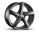 ADVANTI-RACING NEPA MATT GUNMETAL Felgen