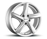 ADVANTI-RACING NEPA SILVER Felgen