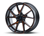 ALUTEC ADX.01 RACING-BLACK COPPER Felgen