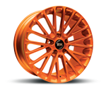 ARTEC AR1 CANDY ORANGE Felgen