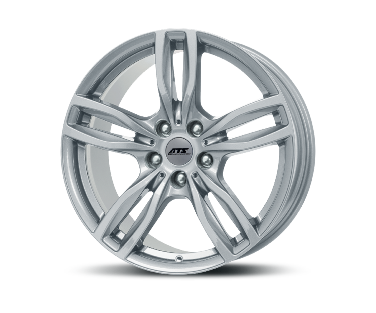ATS EVOLUTION POLAR-SILBER Felgen