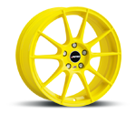 AUTEC WIZARD ATOMIC YELLOW Felgen