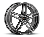 AVUS-RACING AC-515 ANTHRAZIT POLIERT