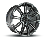 AVUS-RACING AC-MB1 ANTHRAZIT Felgen