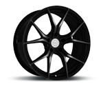 BARRACUDA INFERNO GLOSSY BLACK Felgen