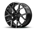 BARRACUDA TZUNAMEE EVO DARK GUNMETAL BRUSHED Felgen