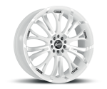 BARRACUDA TZUNAMEE RACING-WHITE POLISHED Felgen