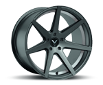BARRACUDA VIRUS GUNMETAL UNDERCUT COLOR TRIM WEISS Felgen