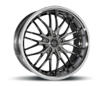 BARRACUDA VOLTEC T6 BLACKCHROM INOX LIP