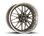 BARRACUDA VOLTEC T6 GUNMETAL POLISHED Felgen