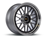 BBS LM DIAMOND BLACK FELGE DIAMANTGEDREHT Felgen