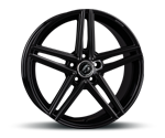 DAMINA-PERFORMANCE DM04 BLACK Felgen