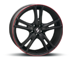 ETABETA ROCHEL BLACK RED