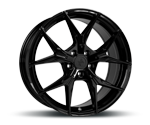 KESKIN KT19 BLACK PAINTED Felgen