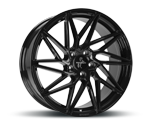 KESKIN KT20 BLACK PAINTED Felgen