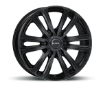 MAK SAFARI GLOSS BLACK Felgen