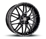 OXIGIN 14 OXROCK BLACK Felgen