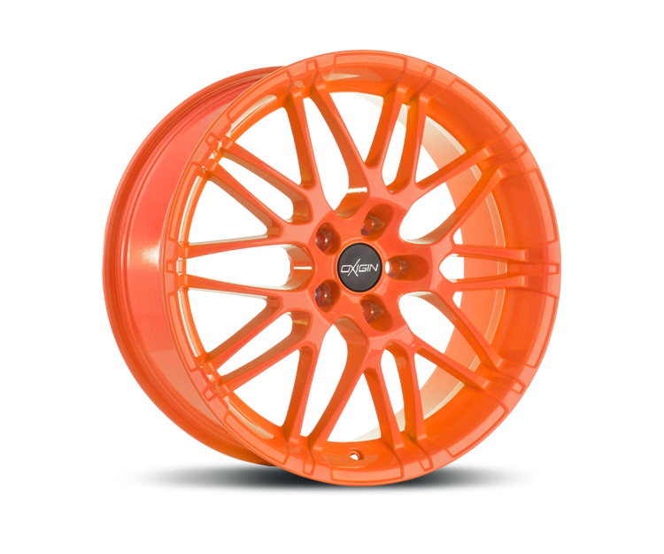 OXIGIN 14 OXROCK NEON ORANGE Felgen