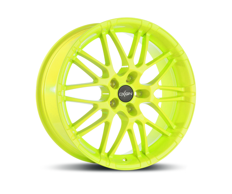 OXIGIN 14 OXROCK NEON YELLOW Felgen