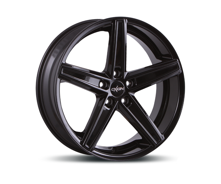 OXIGIN 18 CONCAVE BLACK Felgen