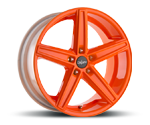 OXIGIN 18 CONCAVE NEON ORANGE Felgen