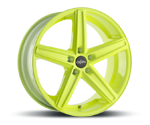 OXIGIN 18 CONCAVE NEON YELLOW Felgen