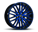 OXIGIN 19 OXSPOKE BLUE POLISH Felgen