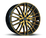 OXIGIN 19 OXSPOKE GOLD POLISH Felgen