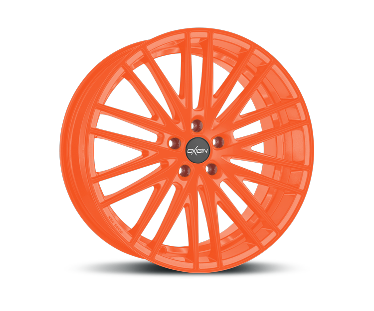 OXIGIN 19 OXSPOKE NEON ORANGE Felgen