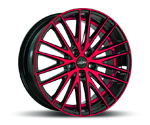 OXIGIN 19 OXSPOKE RED POLISH Felgen