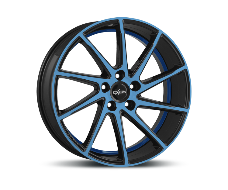 OXIGIN 20 ATTRACTION LIGHT BLUE POLISH Felgen