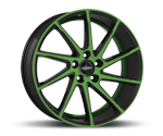 OXIGIN 20 ATTRACTION NEON GREEN POLISH Felgen