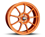OZ ALLEGGERITA HLT ORANGE Felgen