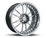OZ SUPERLEGGERA III RACING SILBER Felgen