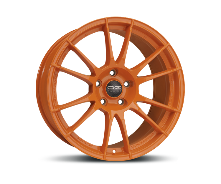 OZ ULTRALEGGERA HLT ORANGE Felgen