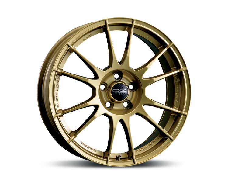 OZ ULTRALEGGERA HLT RACE GOLD Felgen