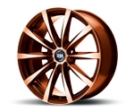 RH-ALURAD GT RAD COLOR POLISHED-ORANGE