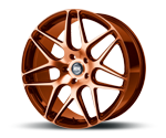 RH-ALURAD RB11 COLOR POLISHED-ORANGE