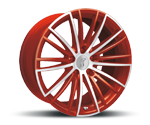 RONDELL 08RZ RACING ROT POLIERT