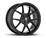 SPARCO PODIO GLOSS BLACK Felgen