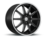 SPEEDLINE SC1 RACING BLACK-MATT-HORNKOPIERT