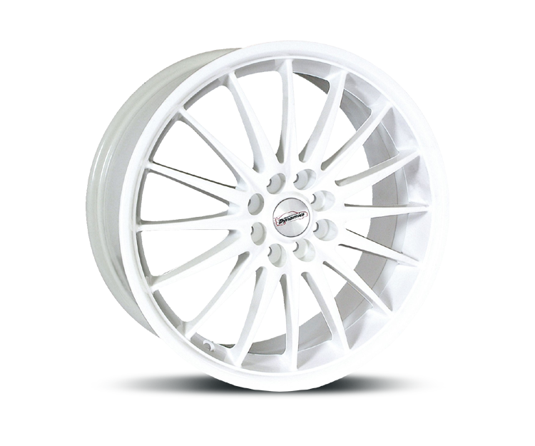 TEAM-DYNAMICS JET GLOSS-WHITE Felgen