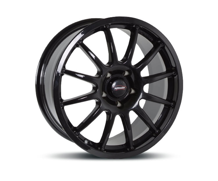TEAM-DYNAMICS PRO RACE 1.3 GLOSS-BLACK Felgen