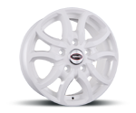 TEAM-DYNAMICS SCORPION GLOSS-WHITE Felgen