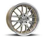 TEC-SPEEDWHEELS AR1 RACE-GOLD Felgen