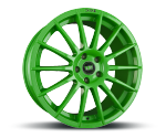TEC-SPEEDWHEELS AS2 RACE LIGHT GREEN Felgen