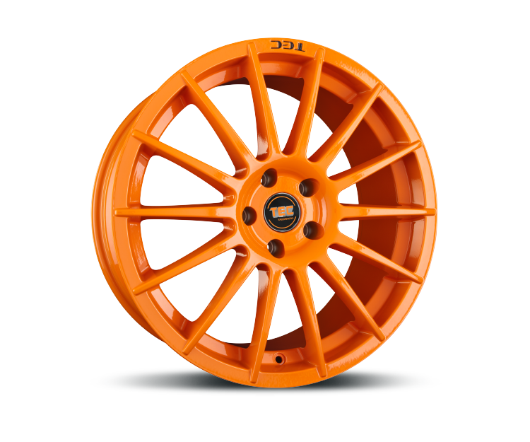 TEC-SPEEDWHEELS AS2 RACE-ORANGE Felgen