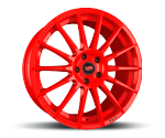 TEC-SPEEDWHEELS AS2 ROT Felgen