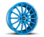 TEC-SPEEDWHEELS AS2 SMURF LIGHT BLUE